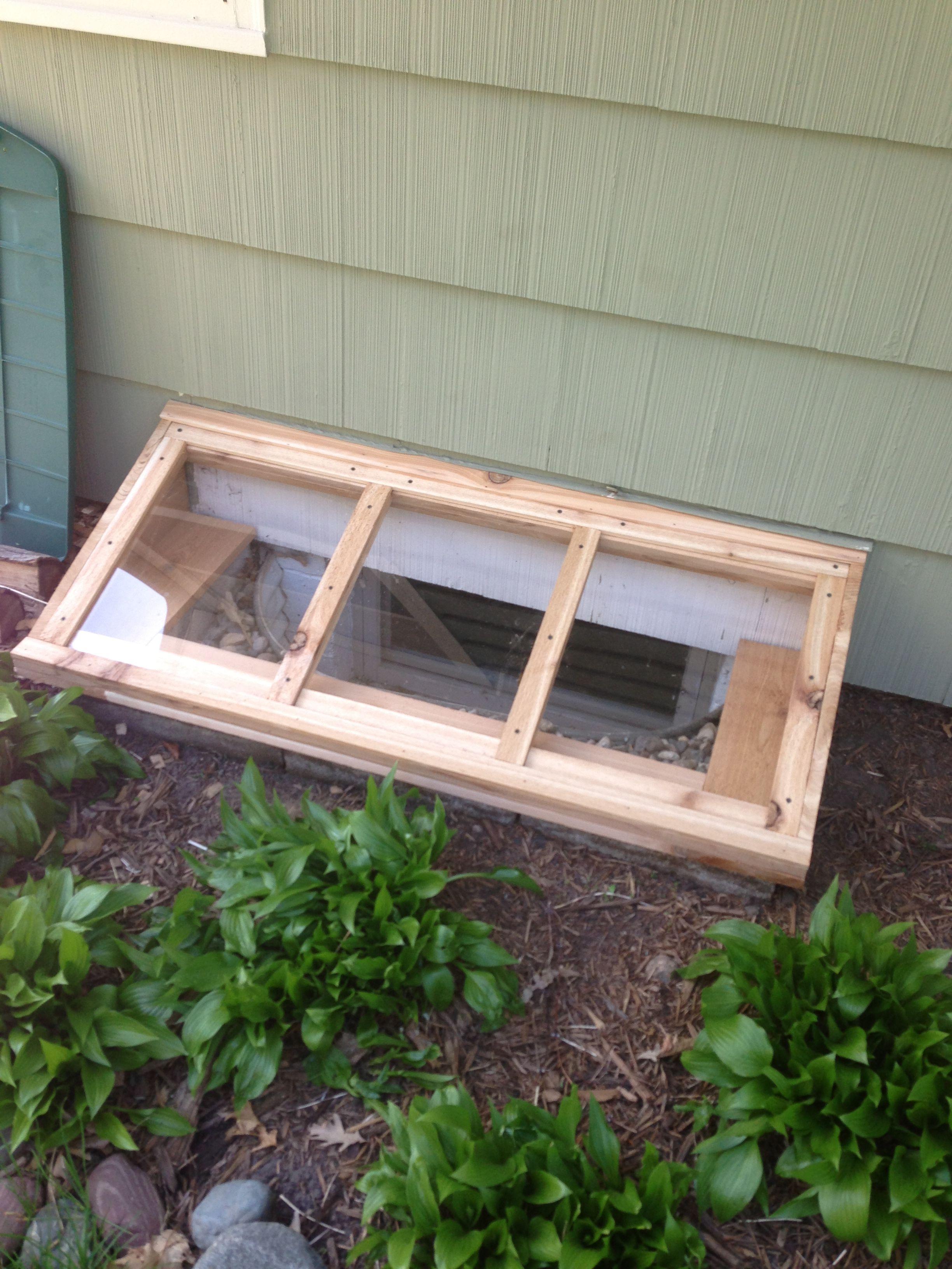 Ideas For Basement Window Covers Window Well Cover Window Well Basement Window Well Covers