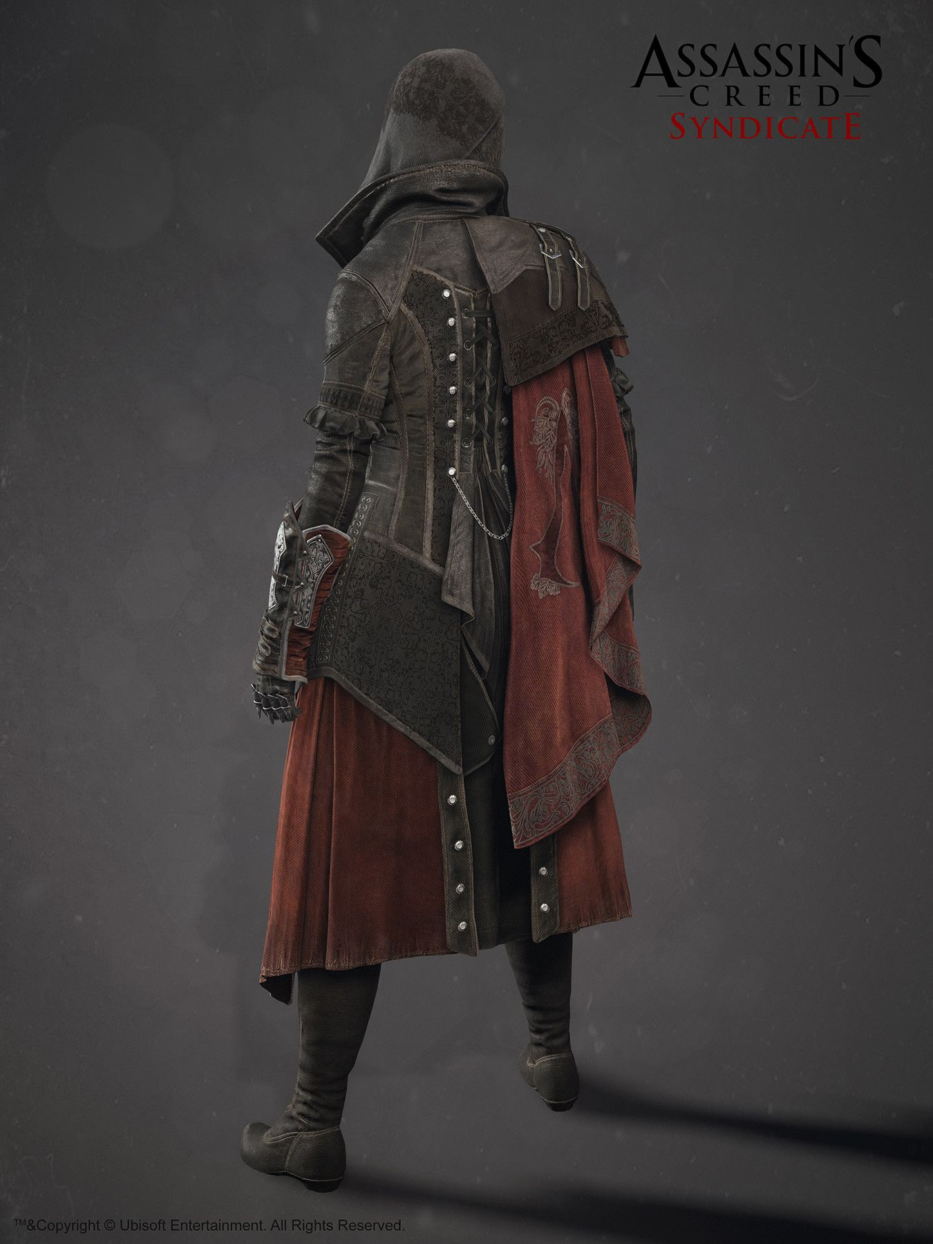 Assassin S Creed Syndicate Evie Frye Alexis Belley Assassins Creed Outfit Assassins Creed Cosplay Assassins Creed