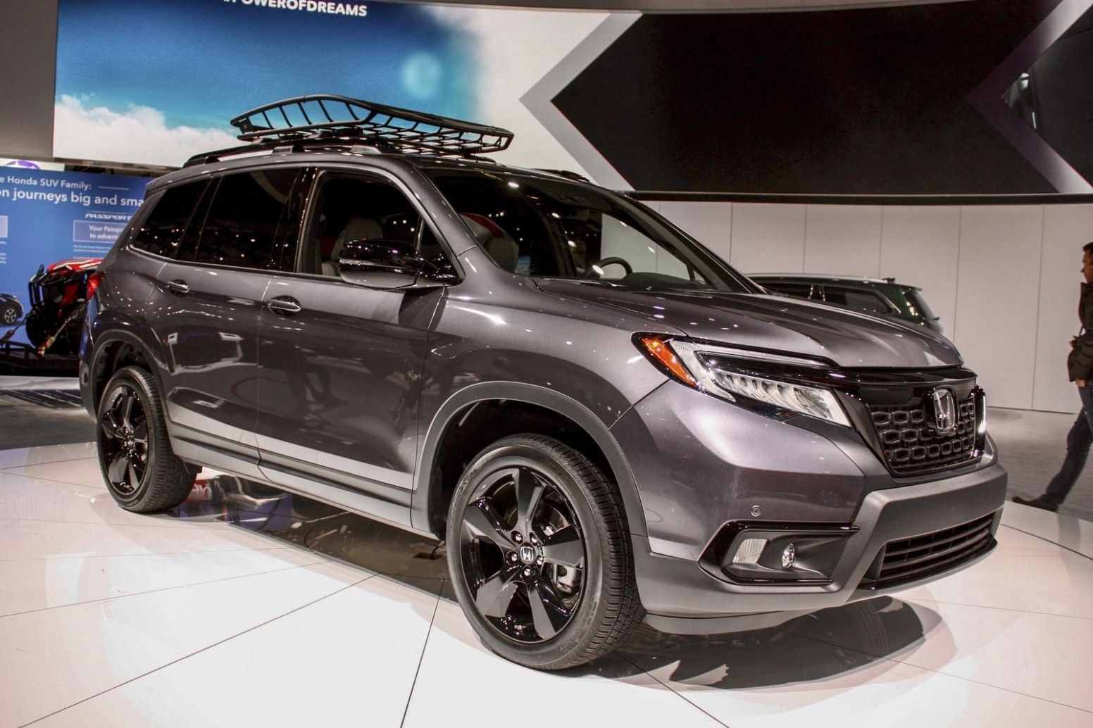 2020 Honda Passport Sport Honda Passport Honda Mercedes Electric