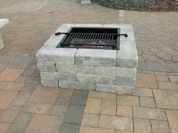 15 Spectacular DIY Outdoor Fire Pits