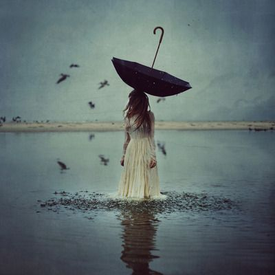#Photography The World Above - Brooke Shaden