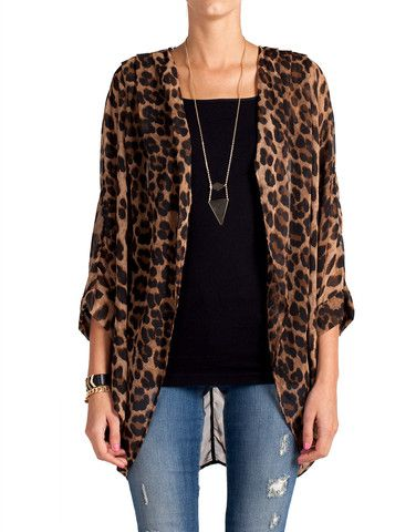 Leopard . I want this so bad!!!! | Dream Closet | Pinterest ...