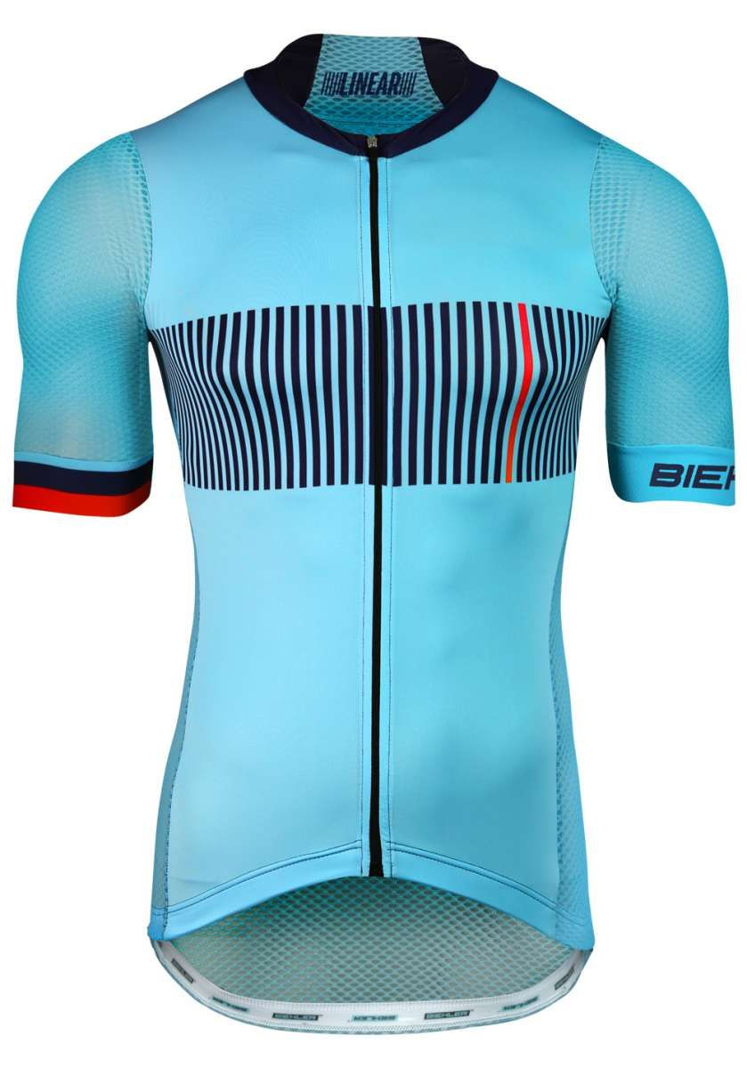 e9133d235 Extremely lightweight summer jersey for best ventilation during racing in very  hot circumstances. Our new
