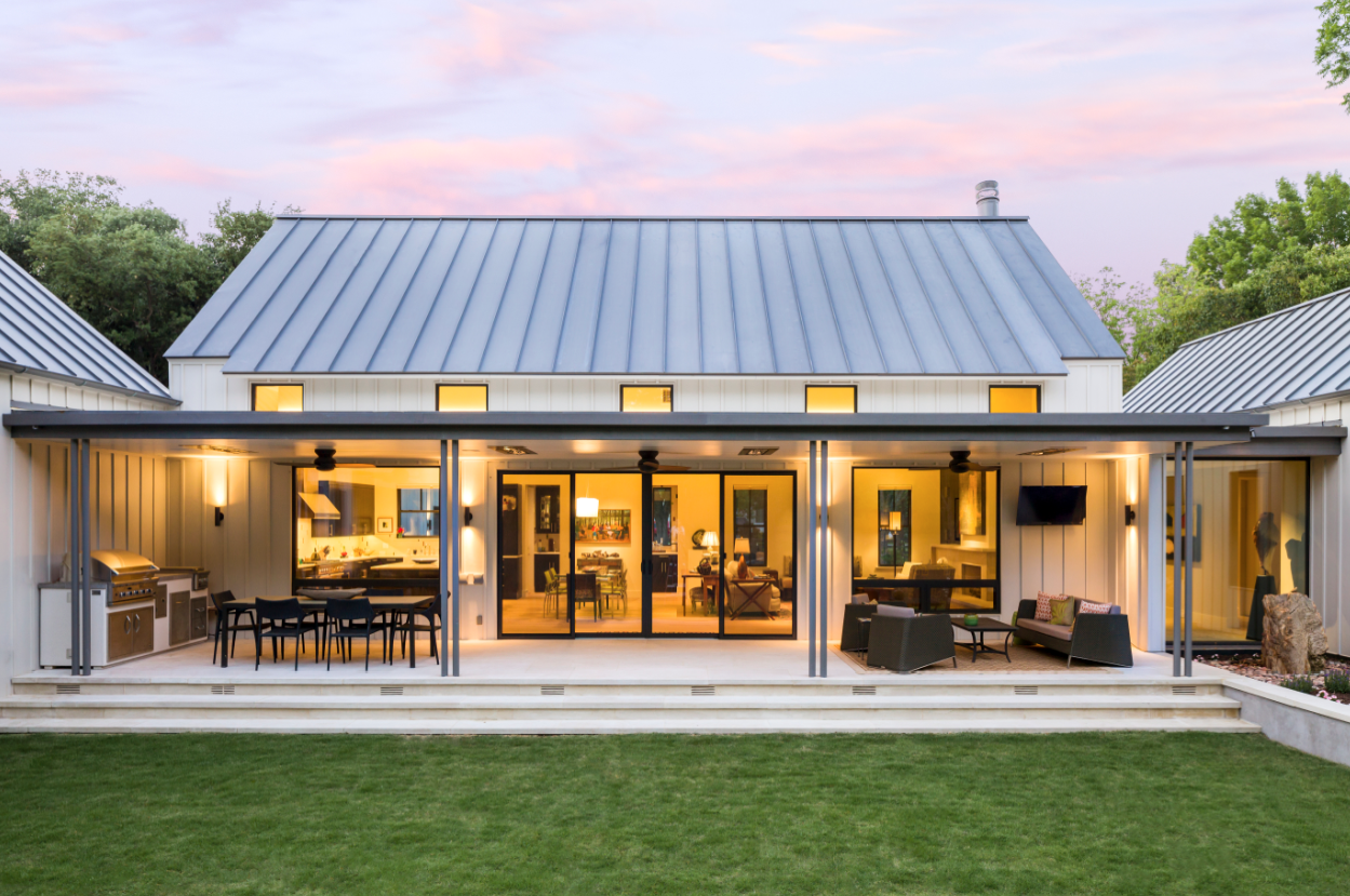 Modern Farmhouse Dallas Tx Olsen Studios