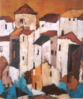 pinterest abstracte schilderijen