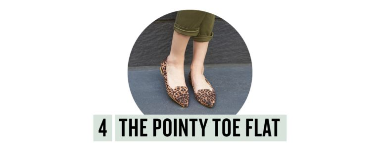 5 Fall Shoes Every Woman Should Own
