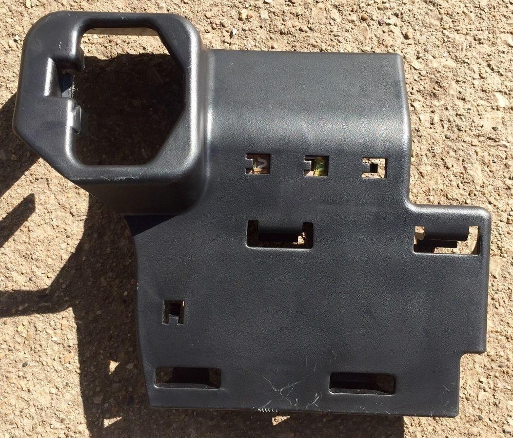 1999-2004 Jeep Grand Cherokee Fuse Box Door Lid Lower Dash Cover Passenger  OEM