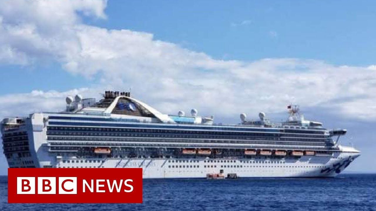 Cruise ship may be quarantined off San Francisco for two