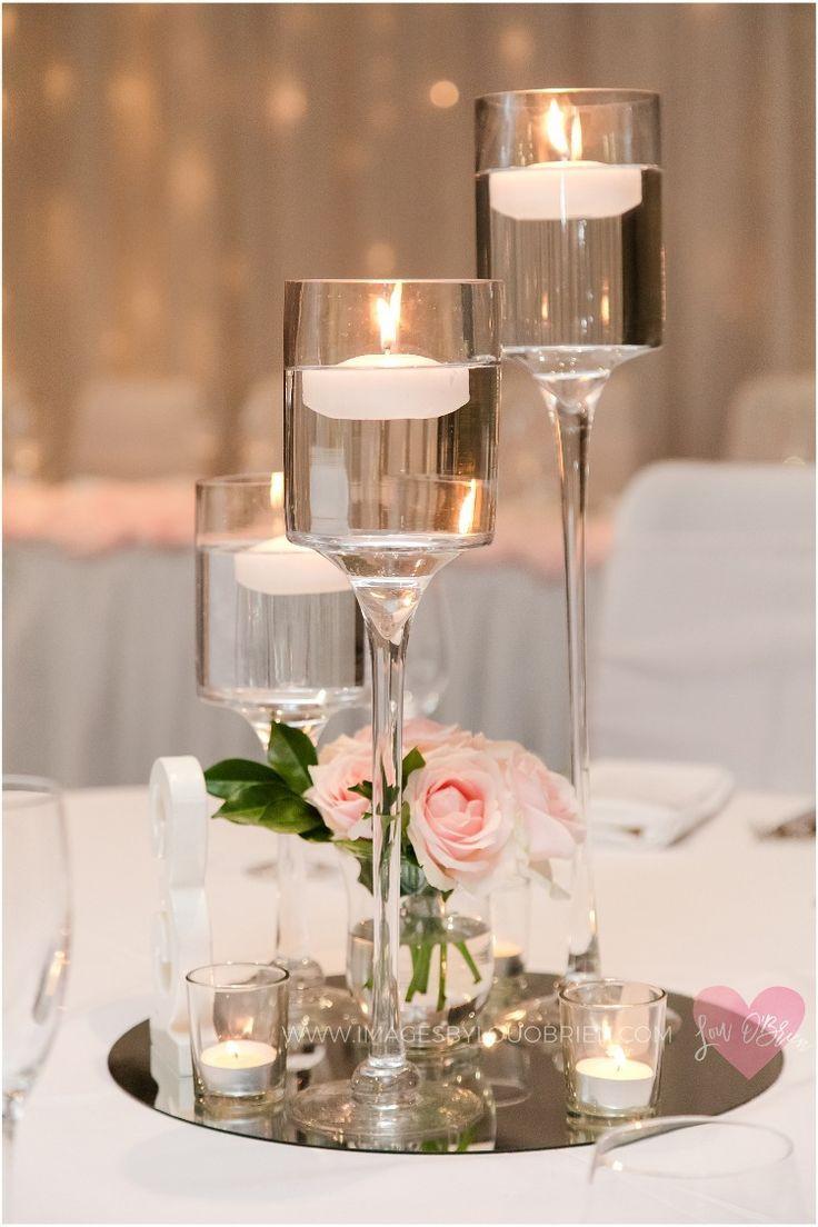 Carousel Image 1 Floating Candle Centerpieces Wedding Floating