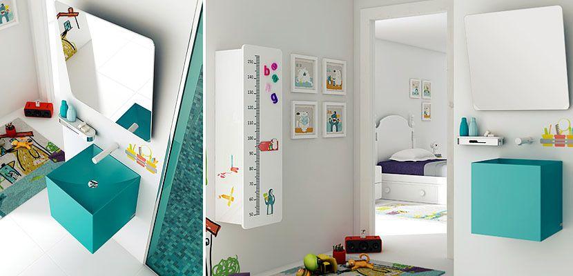 Cuartos de baño diseñados para niños | Gabriel\'s room | Childrens ...