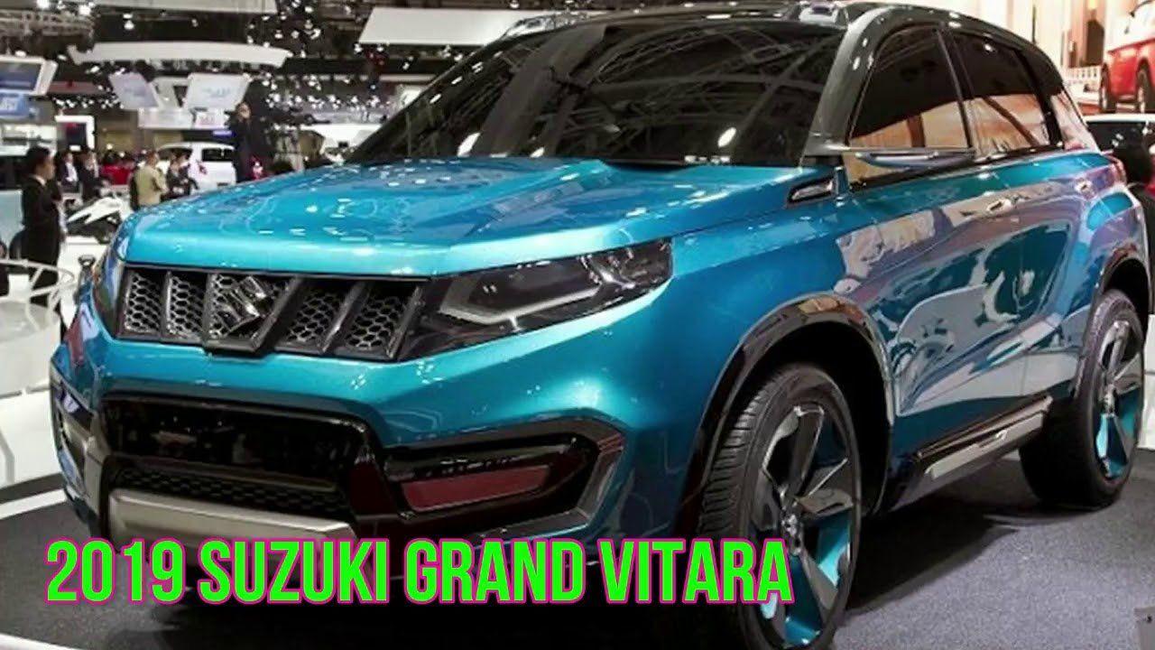 New Suzuki Grand Vitara 2020 Redesign from 2019 Suzuki