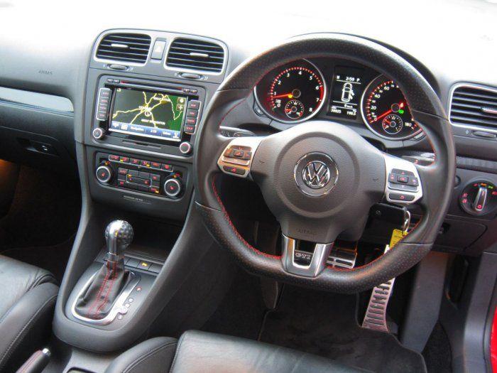Volkswagen Golf 2 0 Tsi Gti Edition 35 5dr Dsg Sat Nav