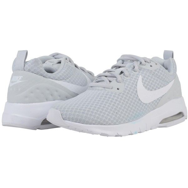 nike womens air max motion light grey