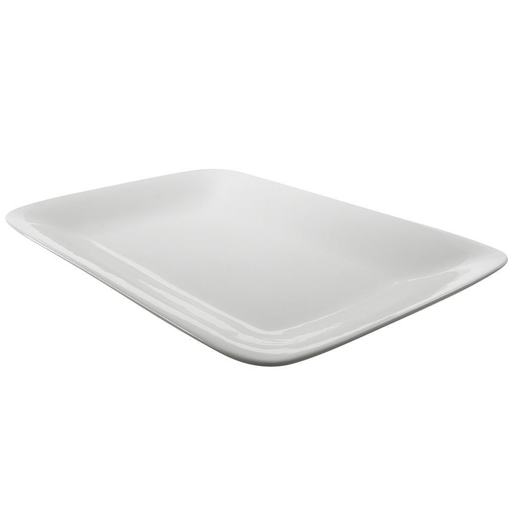 10 Strawberry Street Set Of 4 Whittier Rectangular Plates 7233869 Thanksgiving Table Settings Porcelain Dinnerware Plates