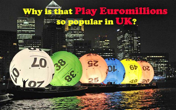 Play EuroMillions The official UK lottery online