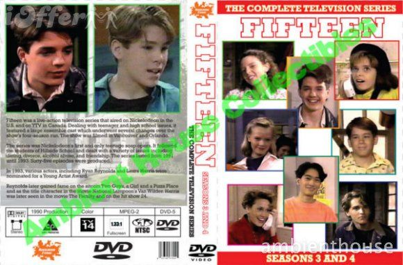 Nickelodeon's Fifteen.  Yes, that is a very young Ryan Reynolds, he play Billy who plays the drums