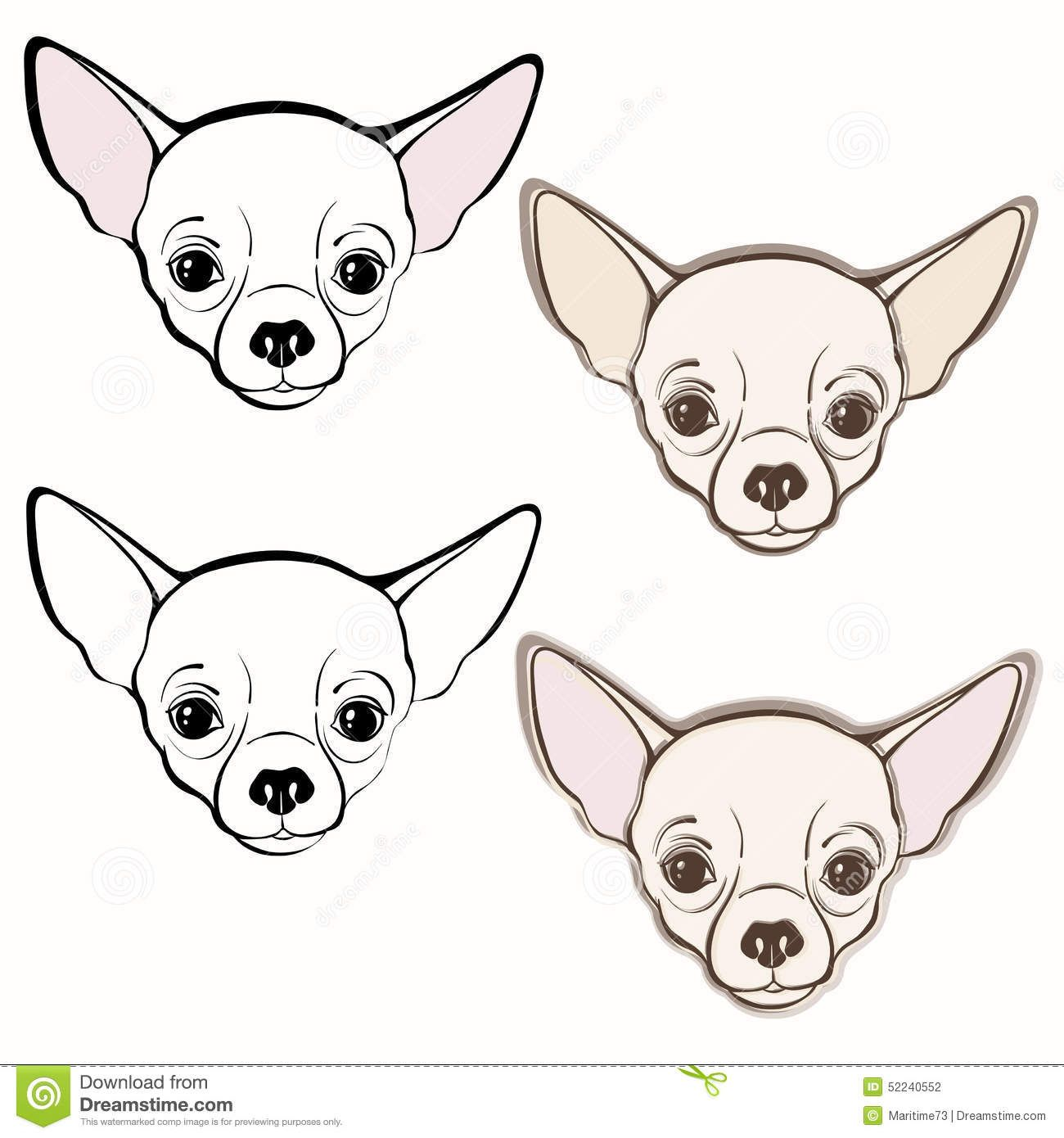 Vector Set Of Chihuahua S Face Hand Drawn Illustration 30 Ways To Draw Dogs How To Draw A Chihuahua With Pict Chihuahua Drawing Chihuahua Art Animal Drawings [ 1390 x 1300 Pixel ]