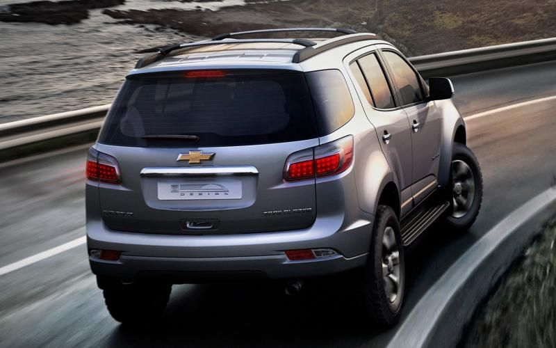 Chevrolet Trailblazer Ltz 2019 Chevrolet Trailblazer Chevy Trailblazer Chevrolet Equinox