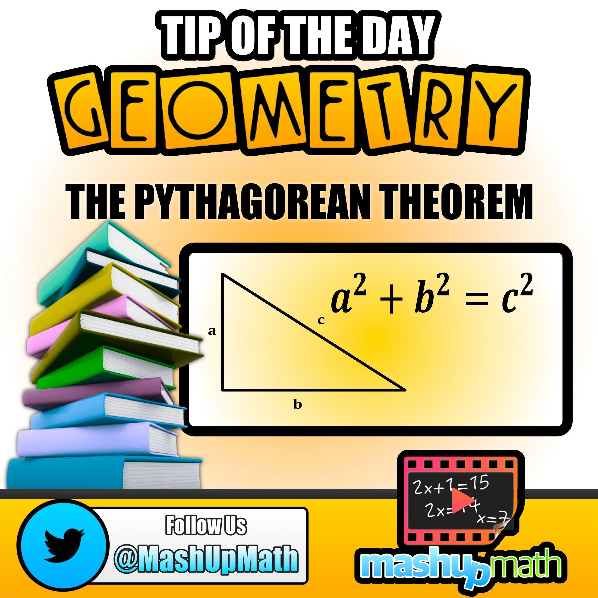 Do You Know The Pythagorean Theorem Catch All Of Our