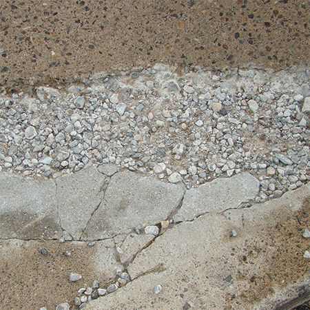 Fix And Repair Flaking Cracked Or Spalled Concrete