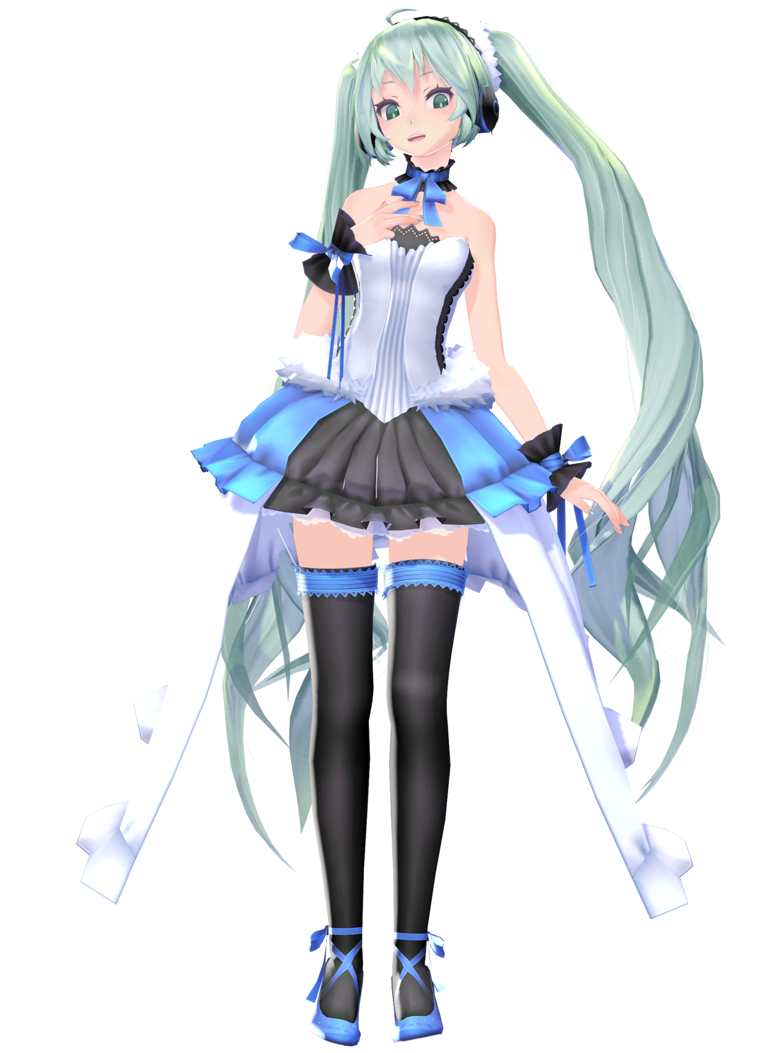 :DL: TDA Type2020 Miku by SenseiTag on DeviantArt | mmd ...