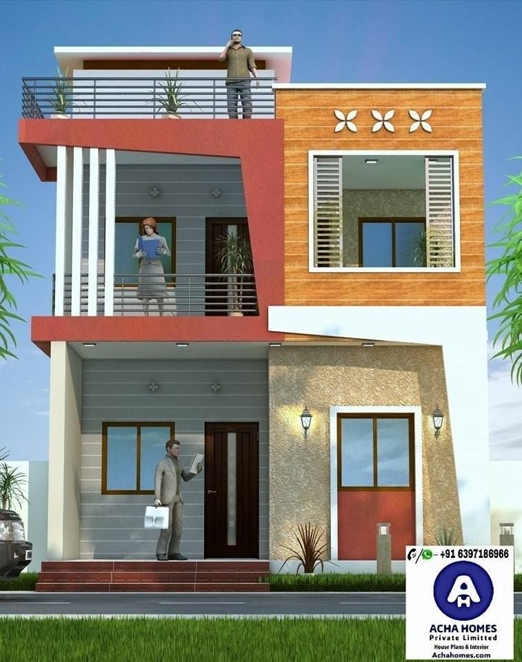 30 Charming Modern Homes Design In 2020 House Styles House Front Design House Exterior