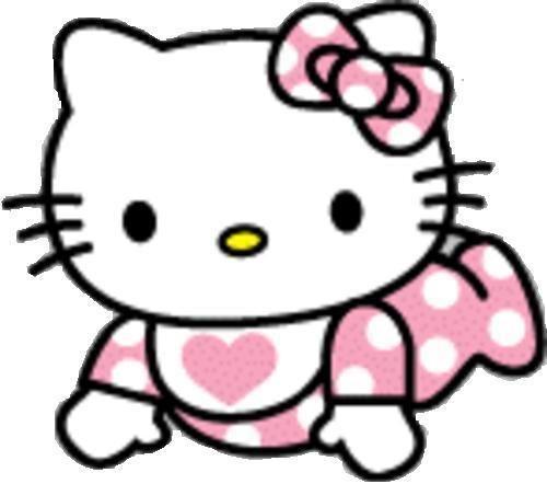 Baby kitty danita lindita baby kitty kitty and babies - Hello kitty chambre bebe ...