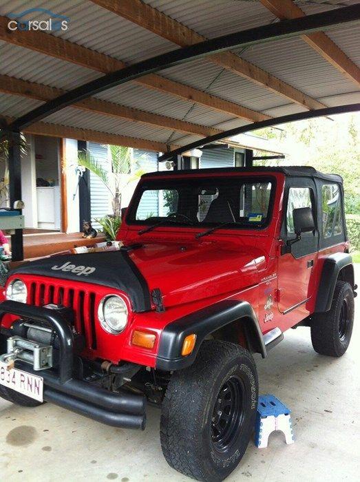1997 Jeep Wrangler Tj Renegade Jeep Wrangler 1997 Jeep Wrangler Jeep Wrangler Tj