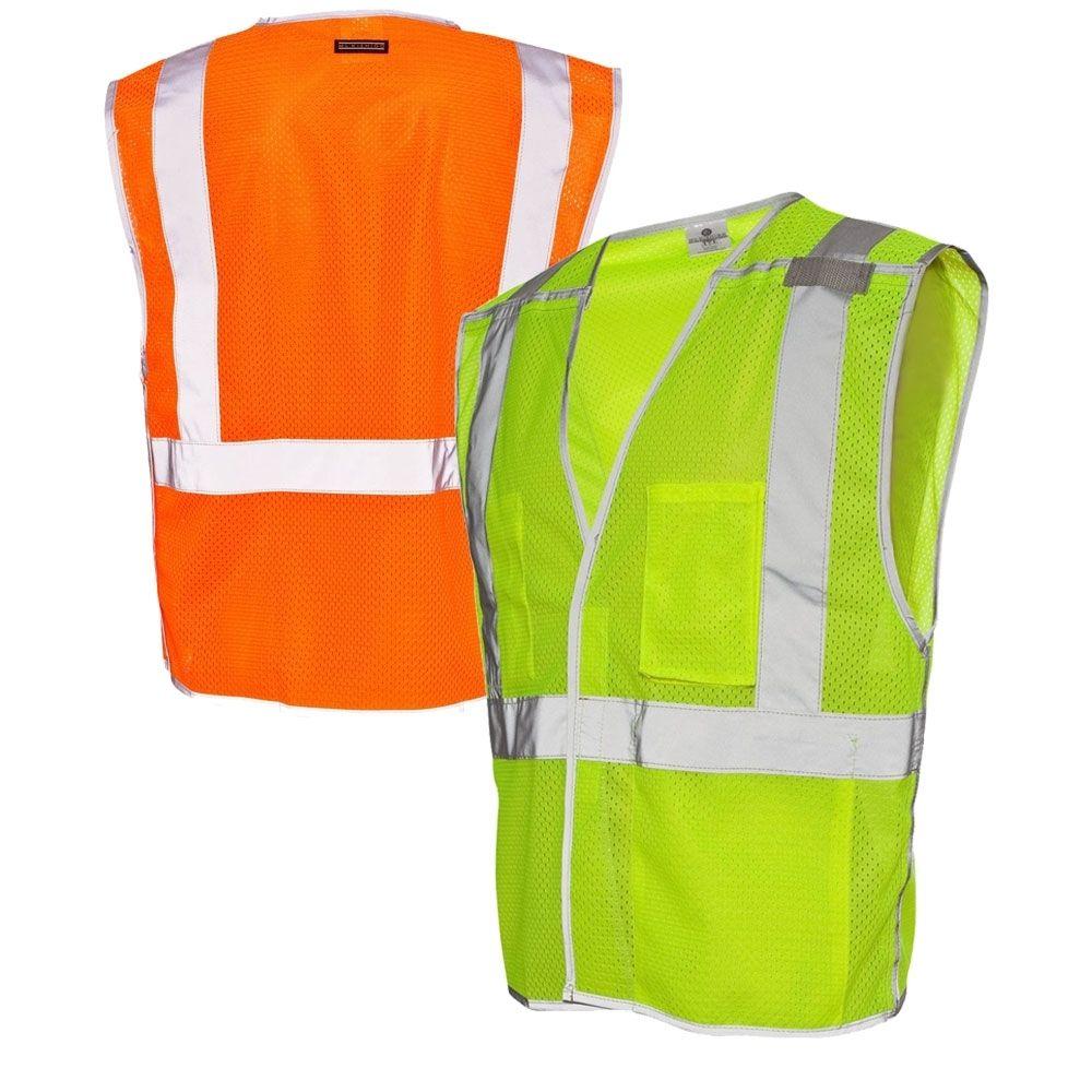 Ez Cool Flash High Visibility Cooling Vest Cooling Vest