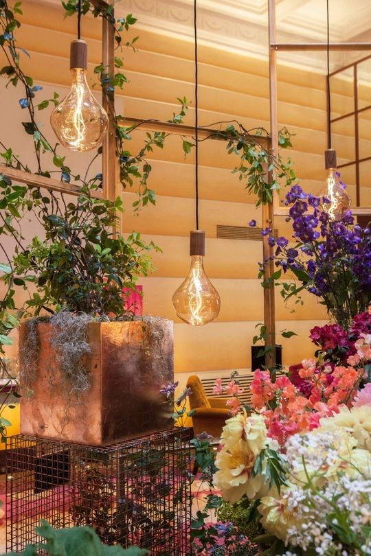 See inside one of the world's most beautiful flower exhibitions