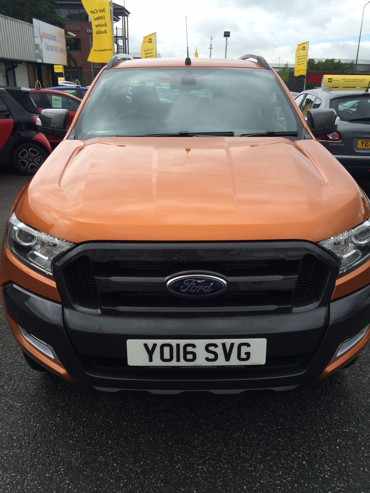 The Ford Ranger Wildtrak leasing deal One of the many