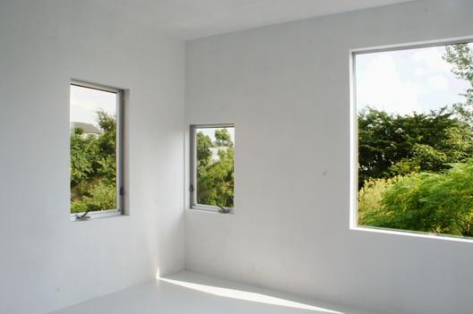 Pequeno Núcleo Residencial em Ochiaigawa / UNIT-O