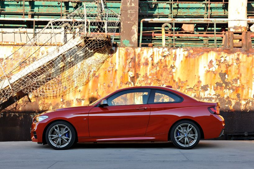 BMW unveils the 2 series coupe