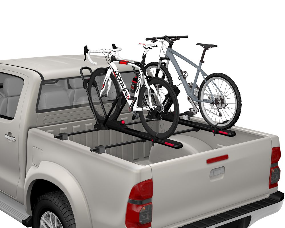 Yakima Bedrock Bike Rack The Proprietary Yakima Bedrock Pickup
