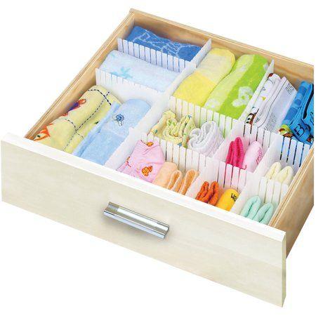 Home Dresser Drawer Organization Drawer Organisers Drawer Dividers
