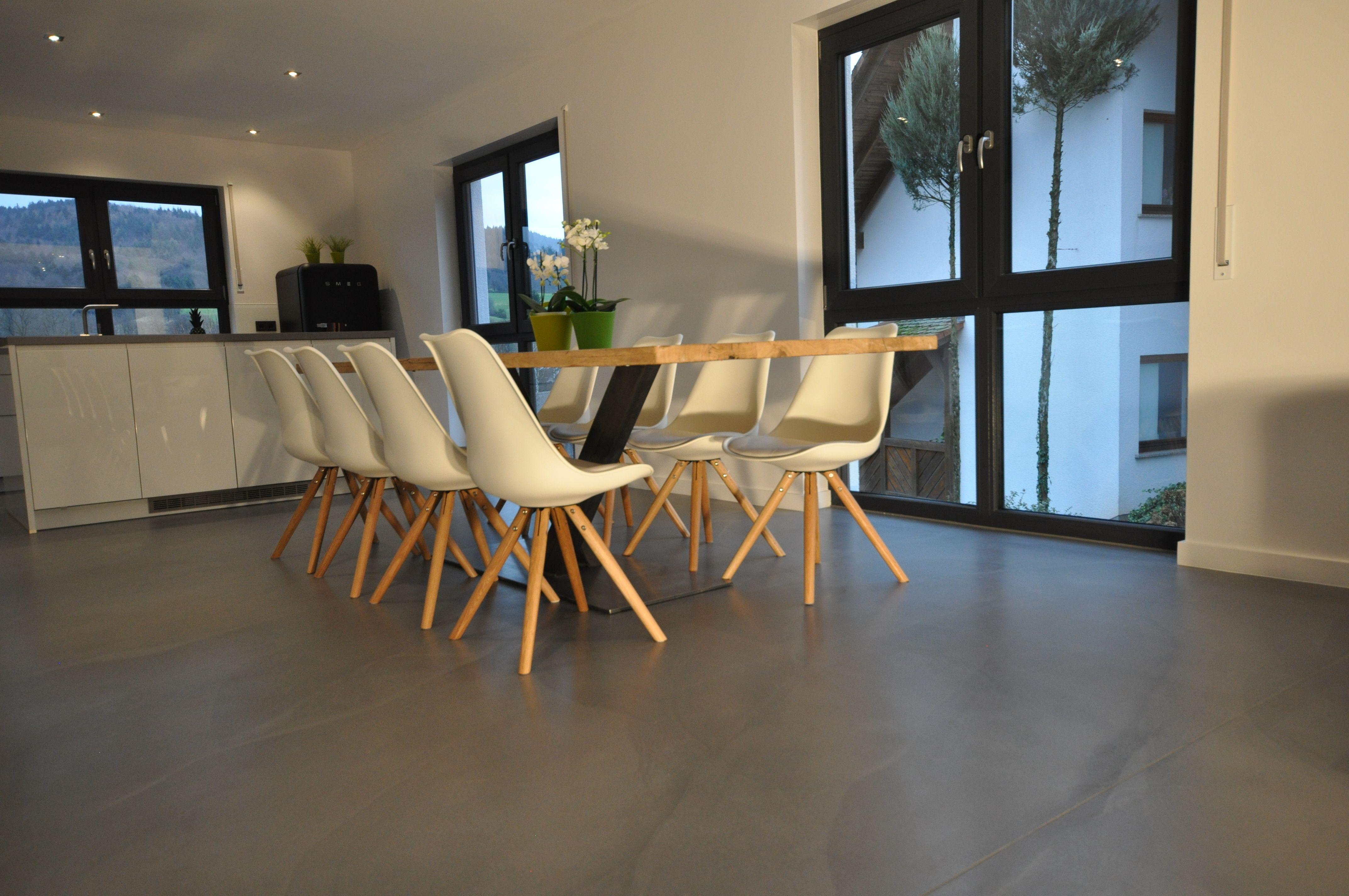Fußboden Beton Optik ~ Designboden u fugenloser boden u fugenlose oberfläche u betonoptik