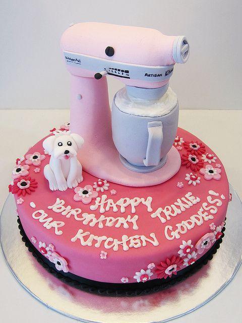 Kitchenaid Cake Mixers