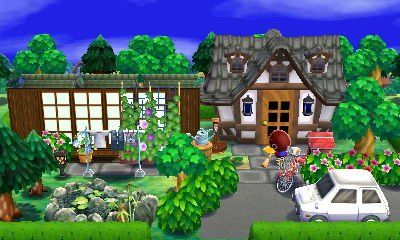 That S Really Amazing Animal Crossing Happy Home Designer