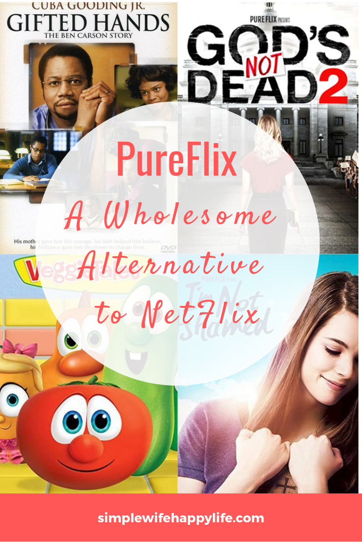 PureFlix Streaming Service A Review Christian movies