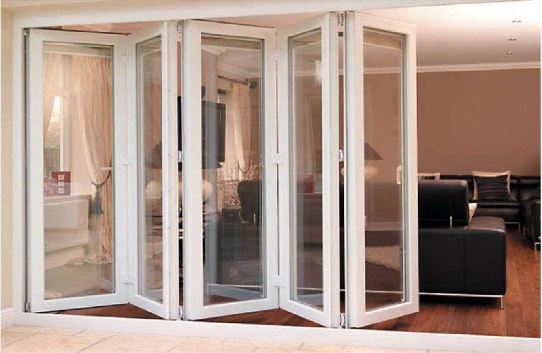 Pin de en puertas y ventanas for Puerta corrediza pvc