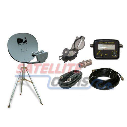 Directv 18x20 Satellite Dish Rv Tripod Kit By Satellite Oasis 99 95 The Directv 18x20 Inch Satellite Dish Rv Tripod Kit Fr Satellite Dish Directv Satellites