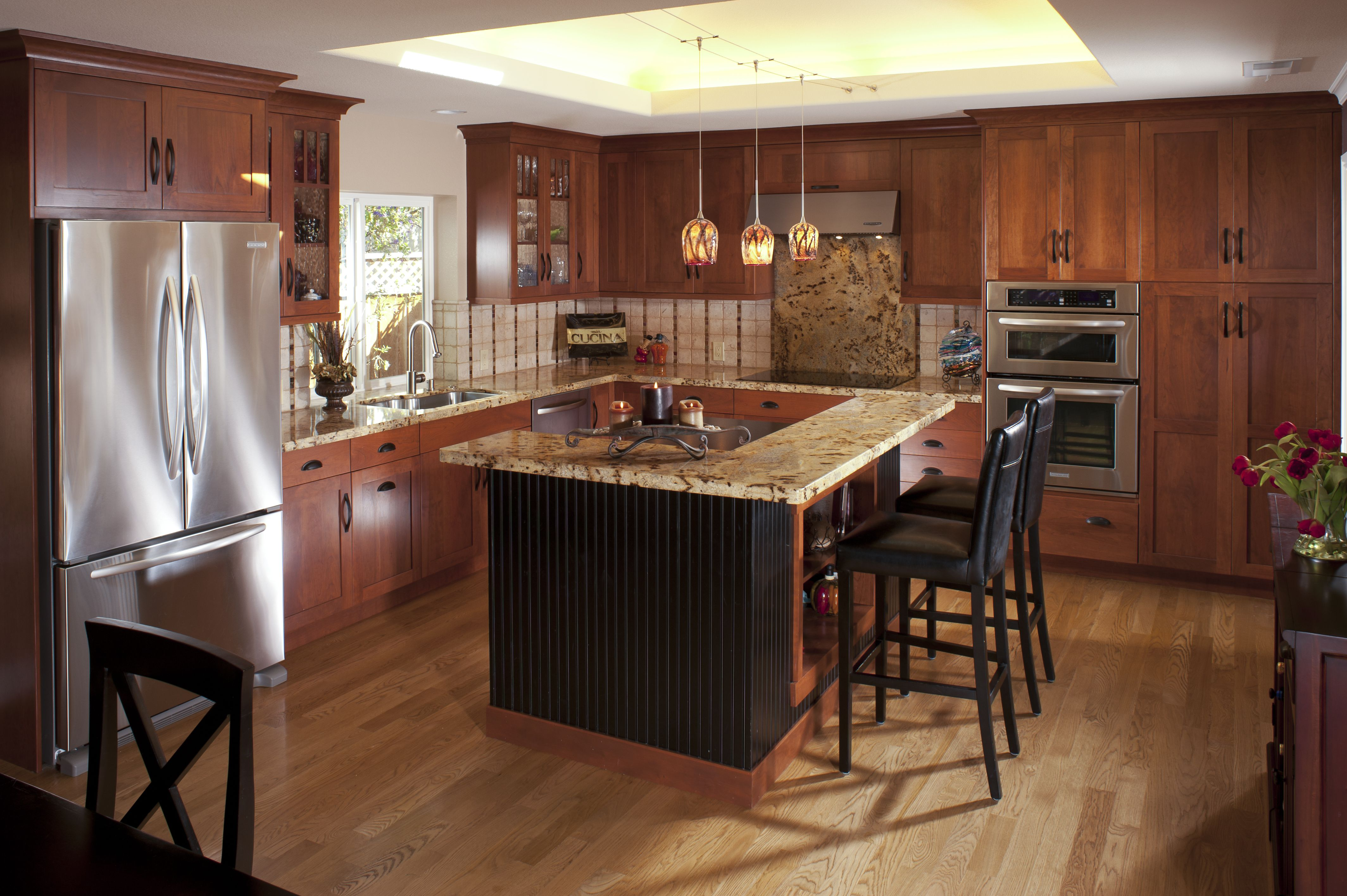 kitchen update kitchen cabinet styles country kitchen decor tuscan kitchen on kitchen remodel timeline id=60857