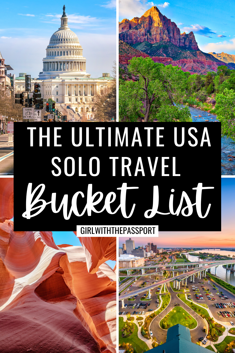The 26 Best Places To Travel Alone In The Us In 2021 Best Places To Travel Solo Travel Places To Travel