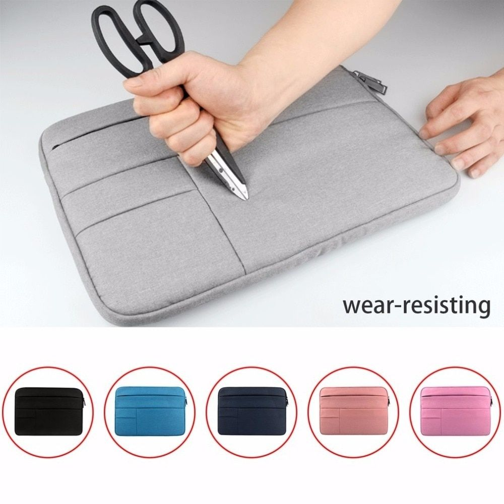 Laptop Bag Notebook Cover Sleeve Case For Apple MacBook HP Dell Lenovo