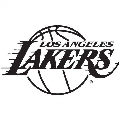 Los angeles lakers logo wall decal sports wall decals Logo designers los angeles