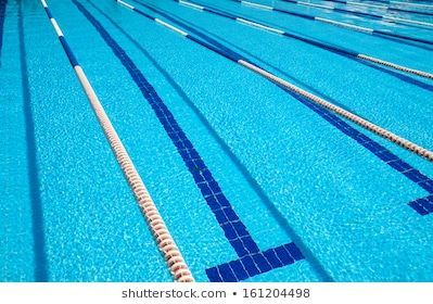 Image of swimming pool ... #background, #competition, #pool, #active, #blue, #bright, #color, #compe...