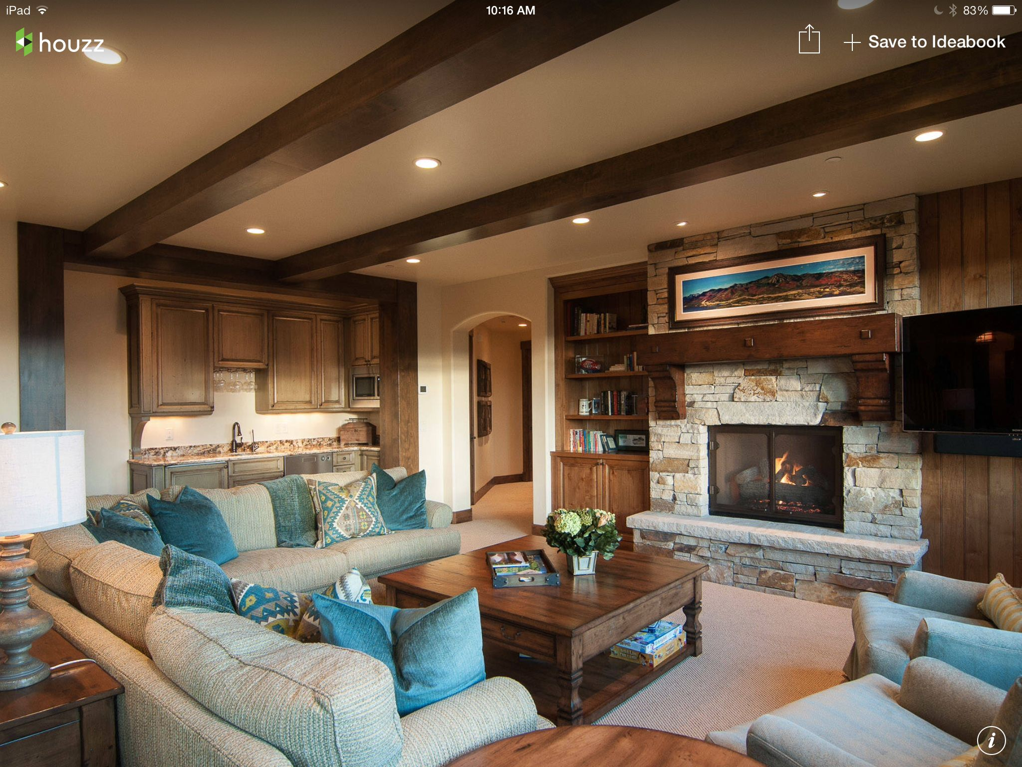 Traditional Family Room Ideas coffee bar/wet bar in family room with built in coffee maker