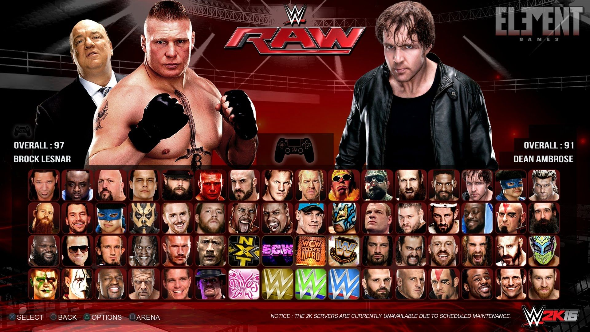 Wwe 2k16 ps2 iso free download | Download ps2 wwe 2k16 iso