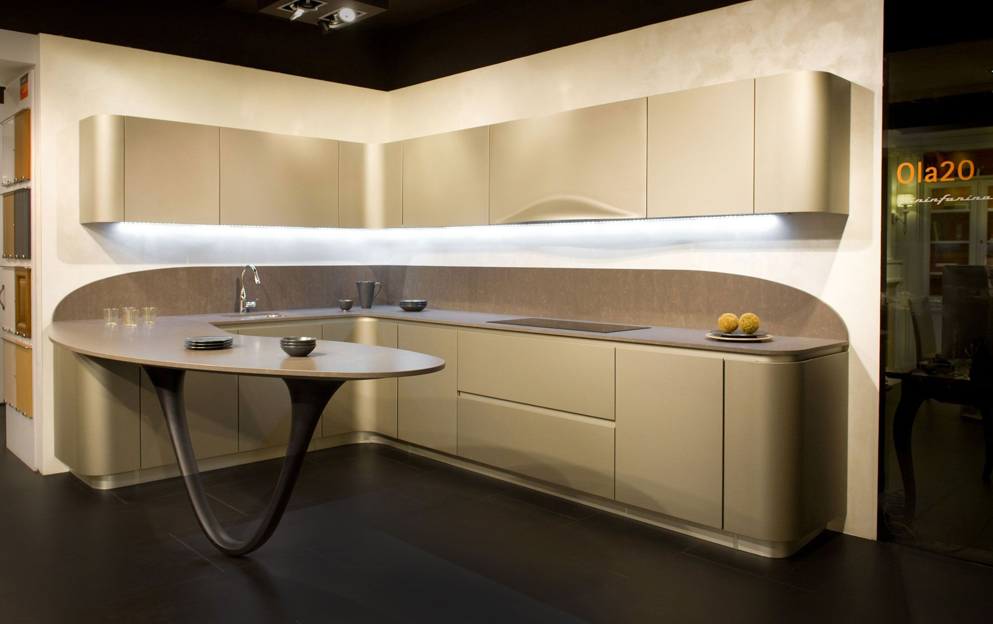 kitchen Ola20 at Snaidero Centr Kuhni | Beautiful, good, valuable ...
