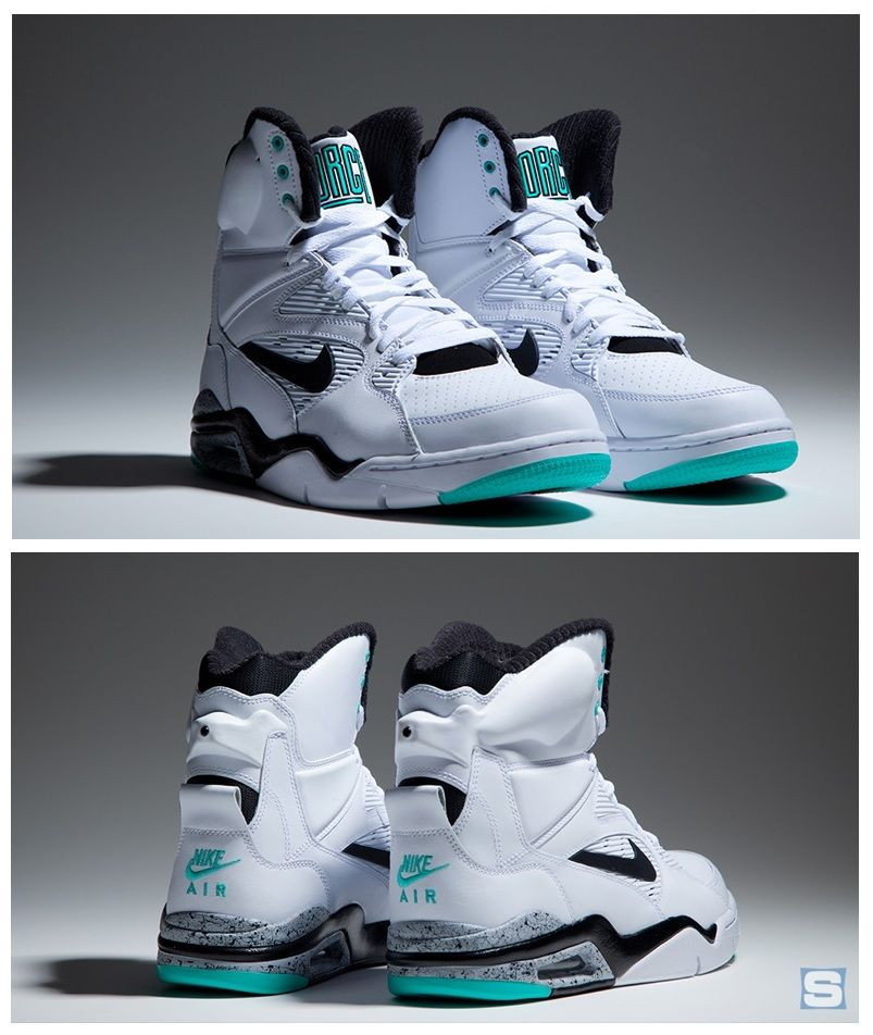 Nike Air Command Force Emerald disponible